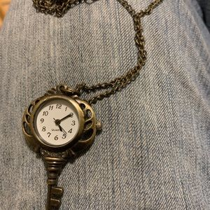 Necklace Watch, vintage